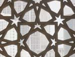 Al-Fatih Mosque decorative windows