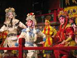 Peking Opera Characters