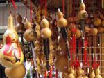 Old Shanghai street markets stall