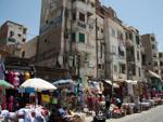 Street markets on Haret Al Shams