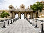 Tripolia Pol (Triple Gate) of City Palace