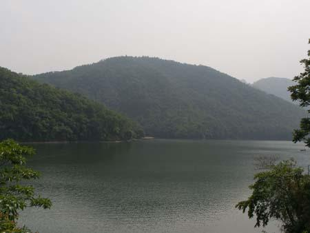 View of Lake Phewa Tal