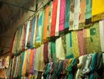 Colourful scarfs